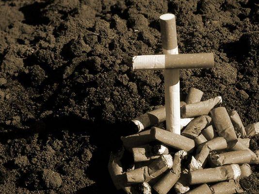 -don't smoke-