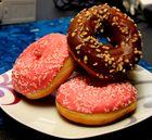 """Donut """"satt"""""""