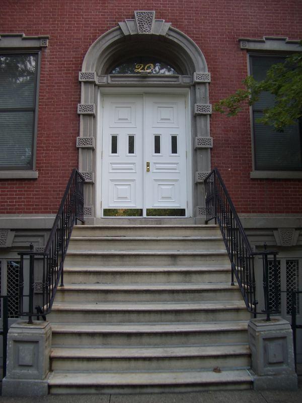 Door in New York City