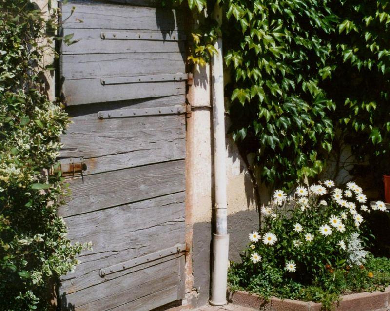 Door in the Garden