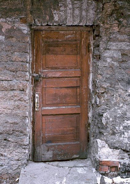 door on Lai street