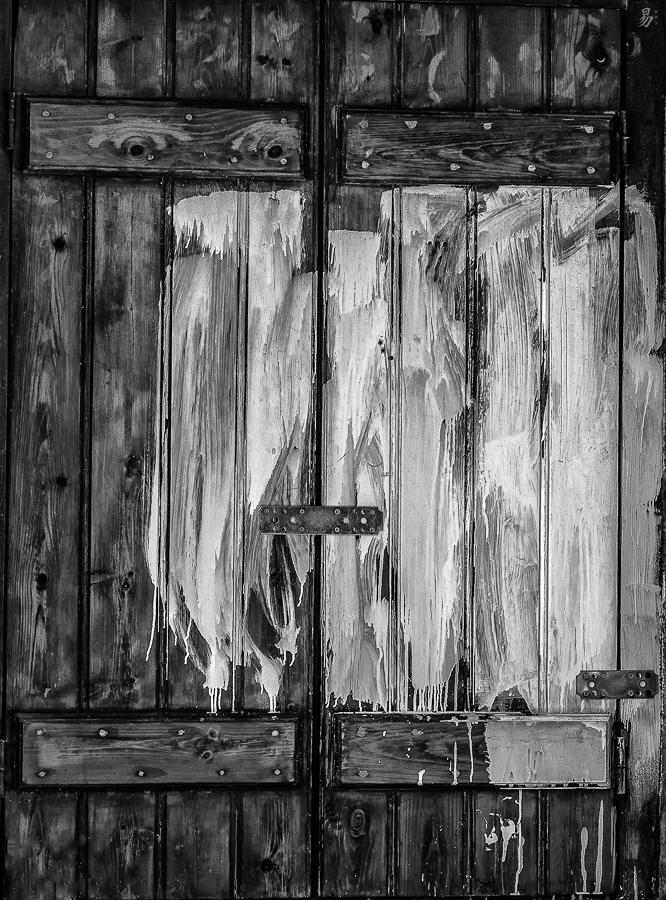 door's closed