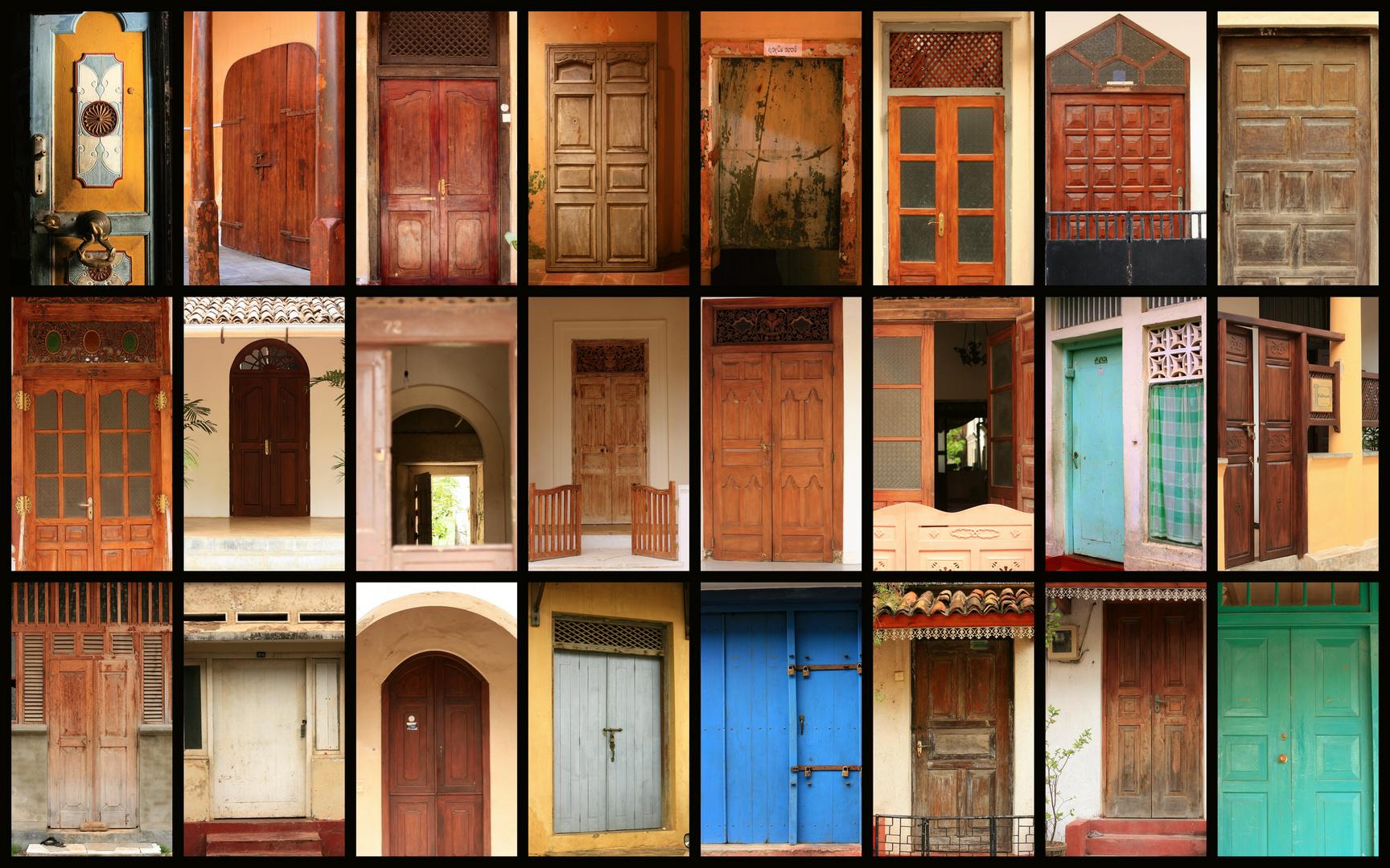 doors in galle