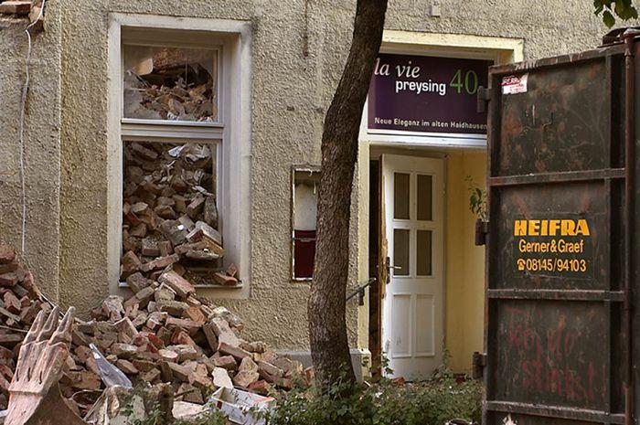"""Doors - La Vie """"Neue Eleganz im alten Haidhausen"""""""