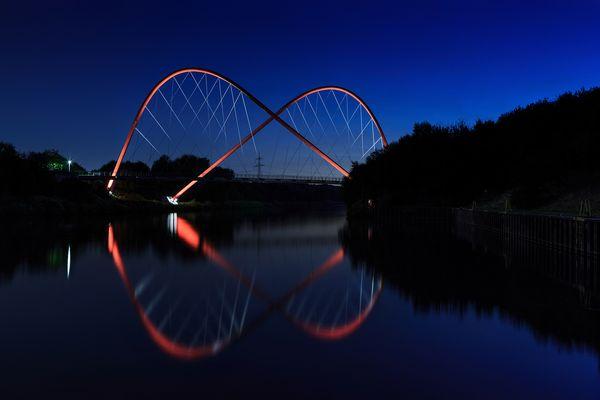 Doppelbogenbrücke II