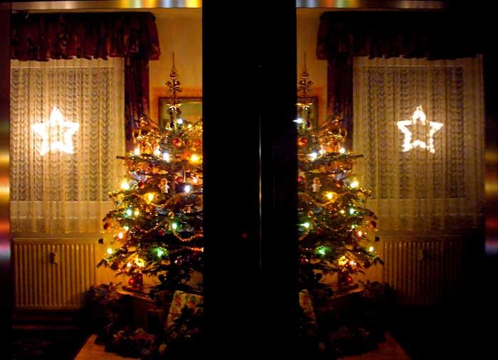 Doppelfröhliche Weihnachten