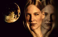 Doppelkopf bei Mondlicht