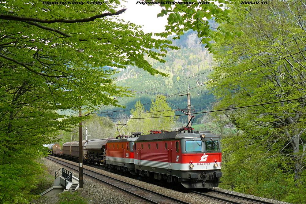 Doppelpack mit Güterzug