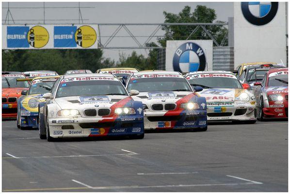 Doppelsieg für BMW