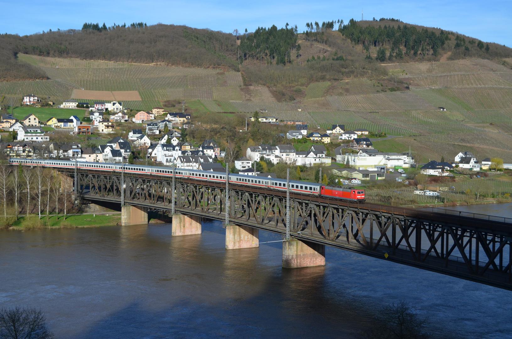 Doppelstockbrücke Bullay