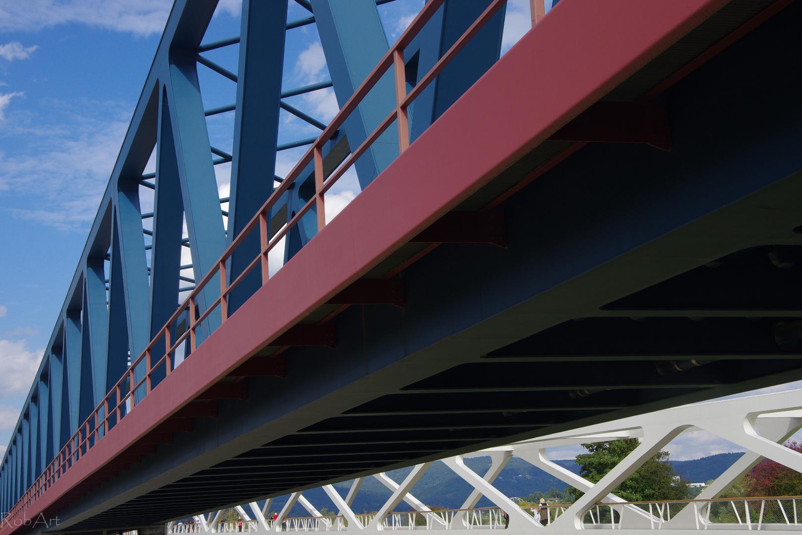 DOppelte DOnaubrücke