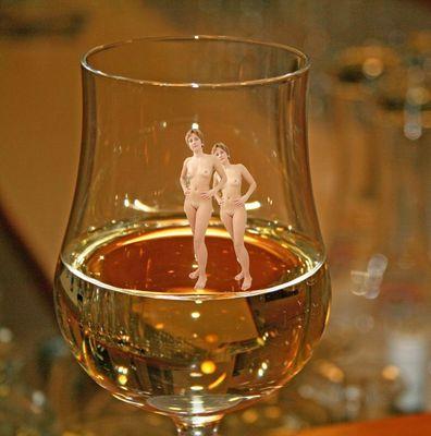 Doppelter Whisky !