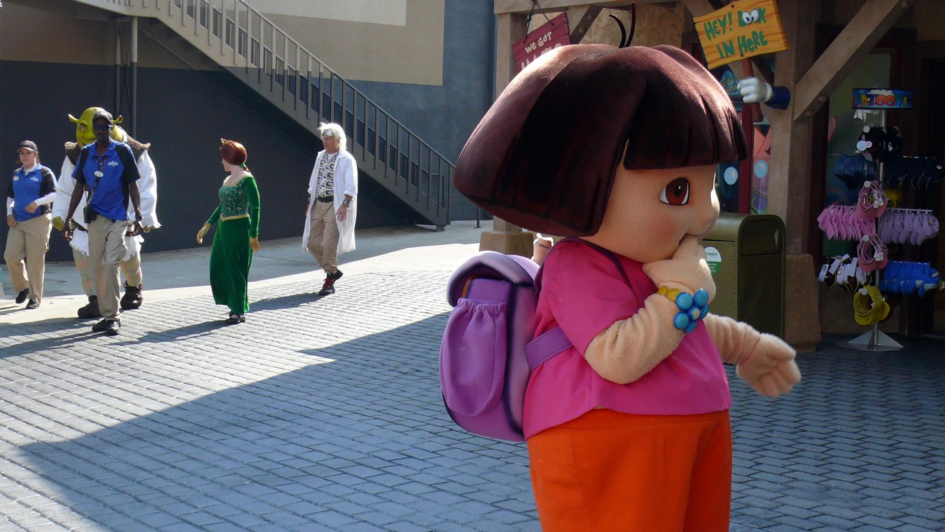 Dora à LA