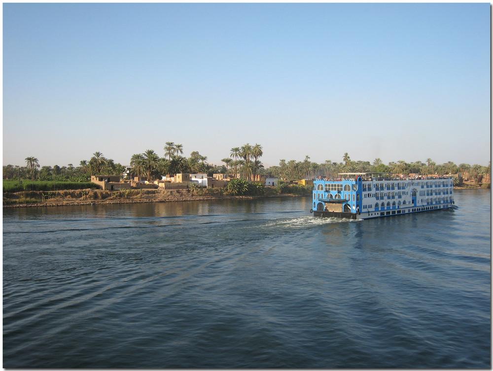 Dorf am Nil