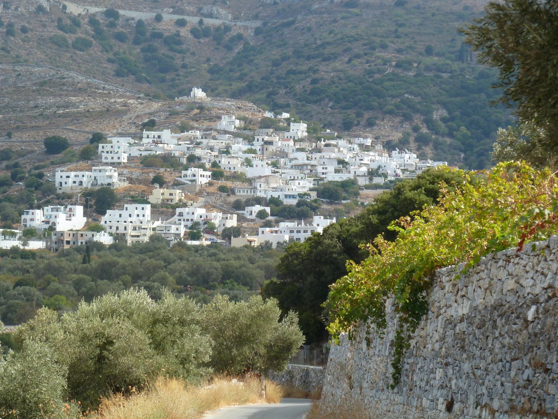 Dorf im Hinterland