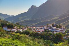 Dorf in Gran Canaria