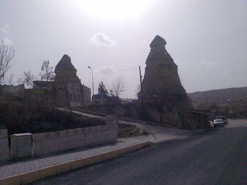 Dorf in Kapadokia