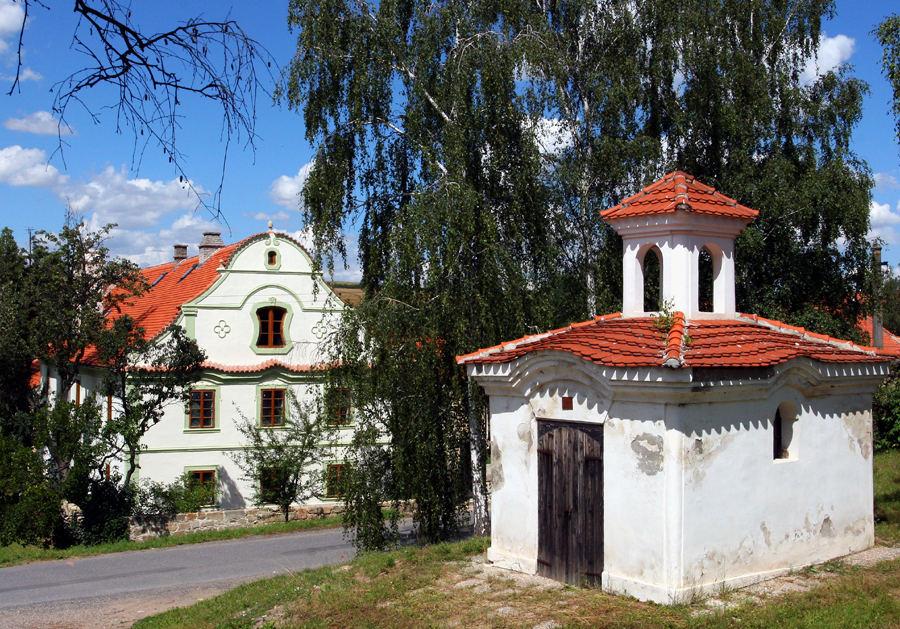 Dorf in Tschechien
