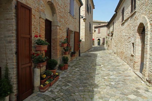 Dorf-Romantik