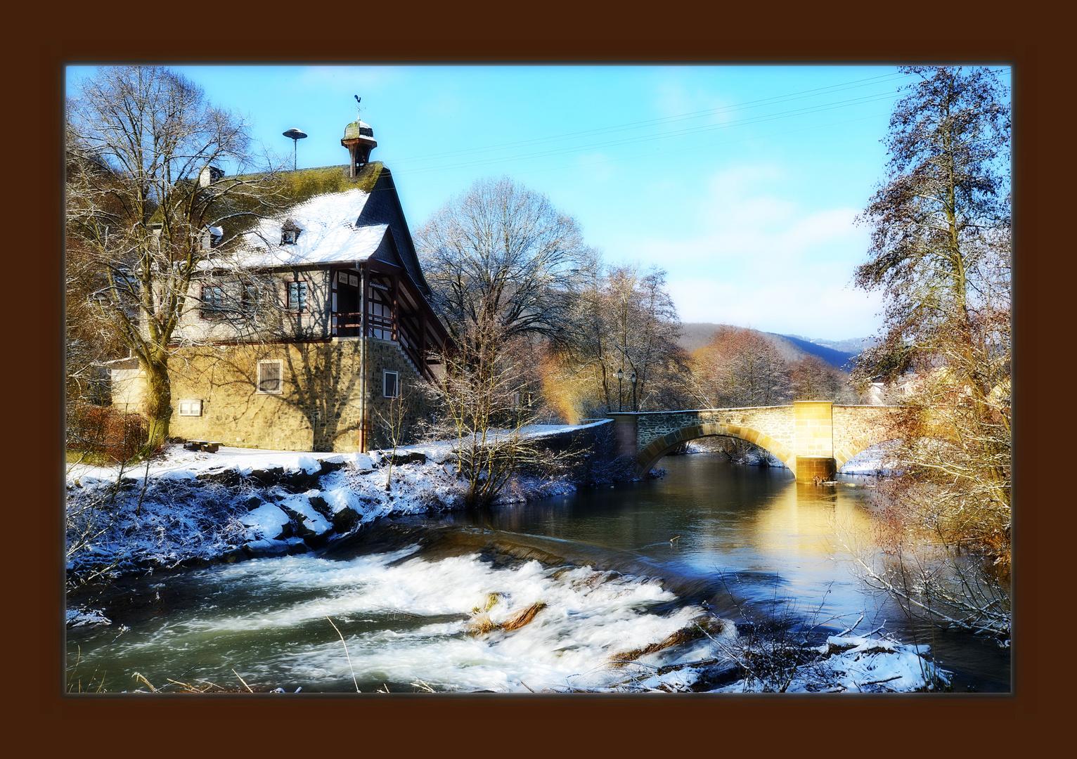 Dorf - Romantik...