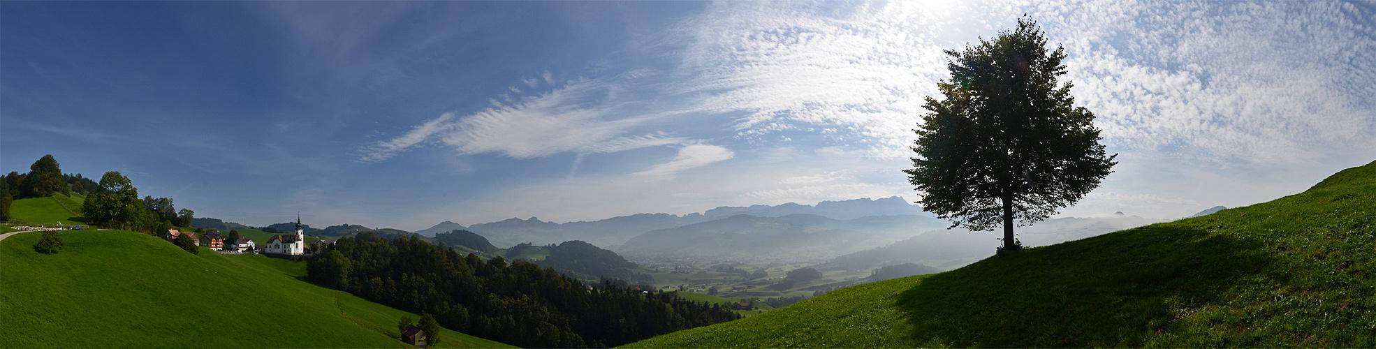 Dorf Schlatt / Appenzell