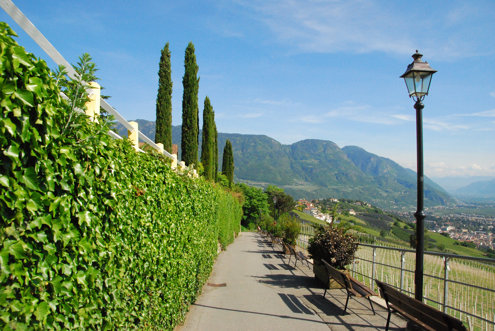 Dorf Tirol, 36°