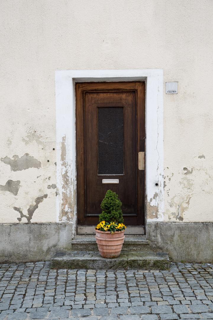 """Dorfansichten (4) - """"Erinnerung"""""""