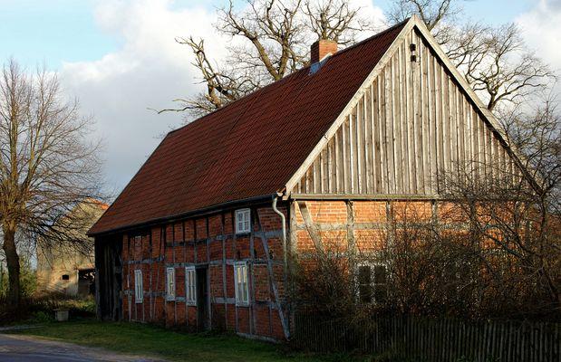 Dorfansichten Altmark 2