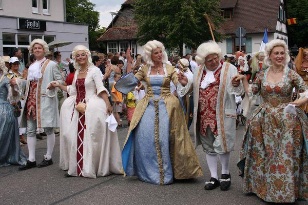 Dorffest Gundelfingen - 4