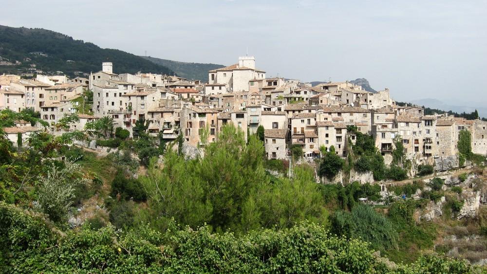 Dorfidylle in der Provence