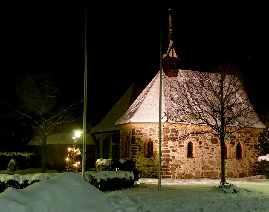 Dorfkirche Engensen