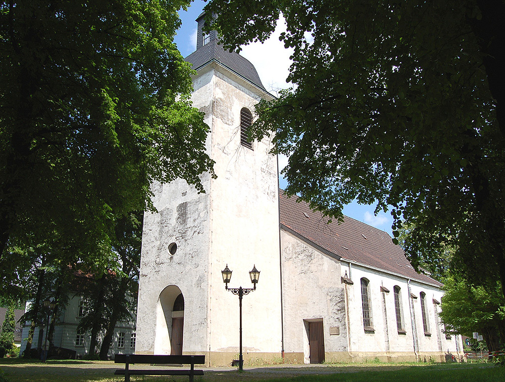 Dorfkirche Friemersheim