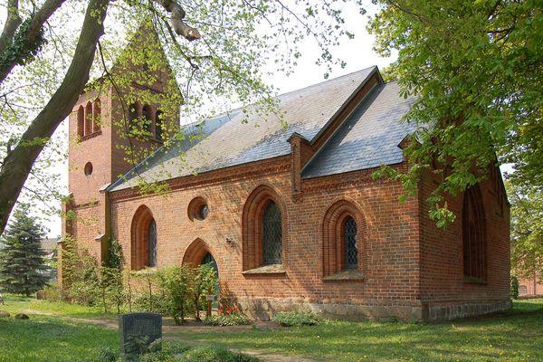 Dorfkirche Groß Flotow
