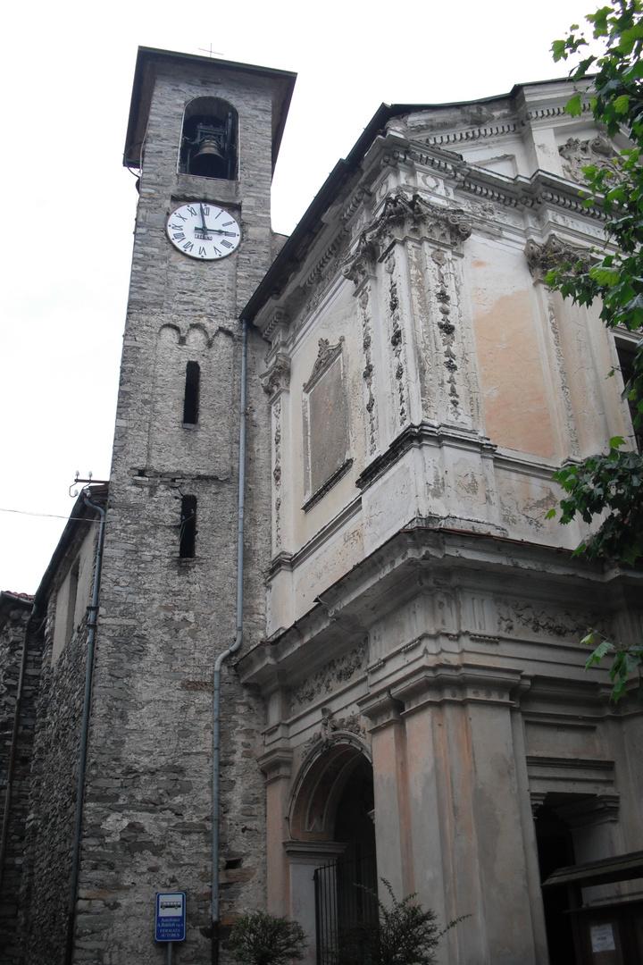 Dorfkirche in Armio