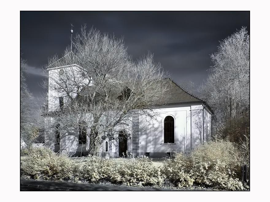 Dorfkirche in Berlin-Lübars.