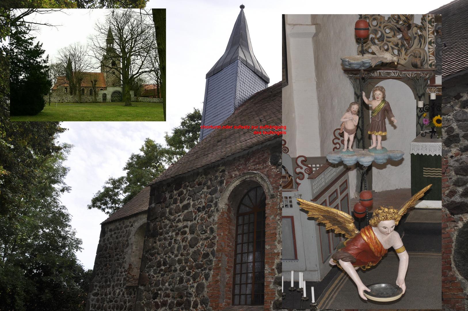 dorfkirche in der altmark