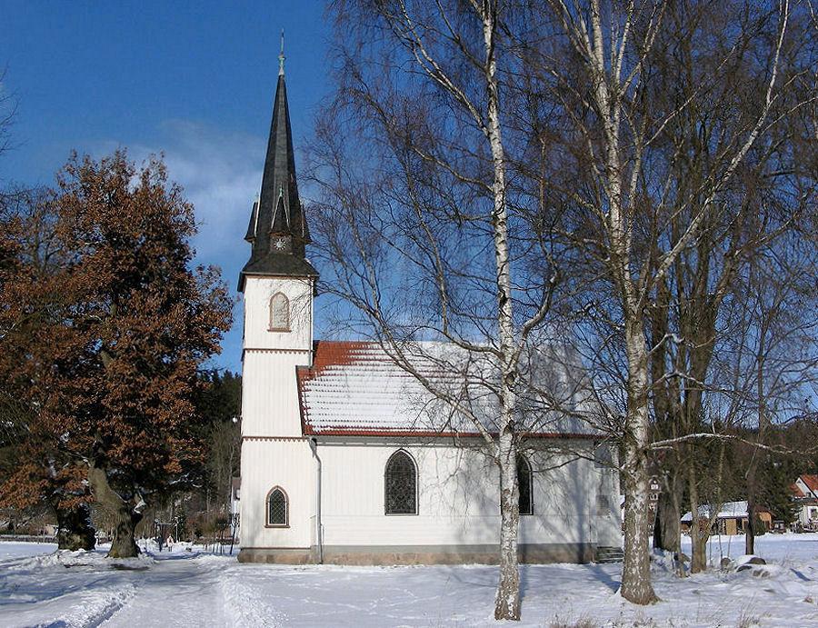 Dorfkirche in Elend/Harz