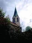 Dorfkirche in Friedeburg
