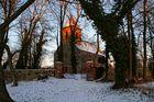 Dorfkirche in Ihlow (Märkisch Oderland)