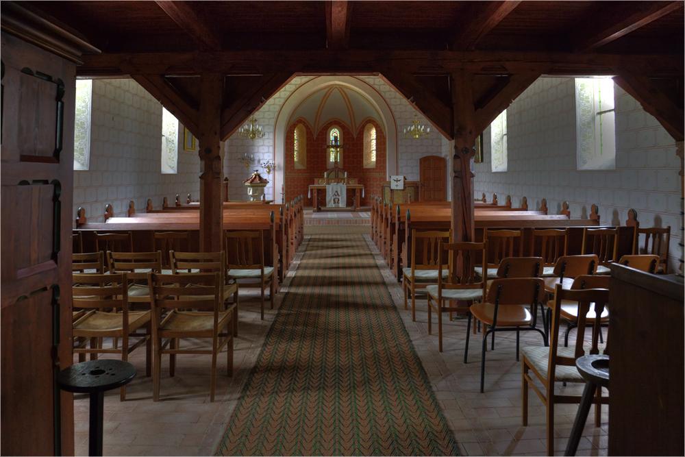 Dorfkirche in Kartzow