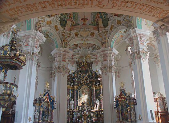 Dorfkirche in Steinhausen