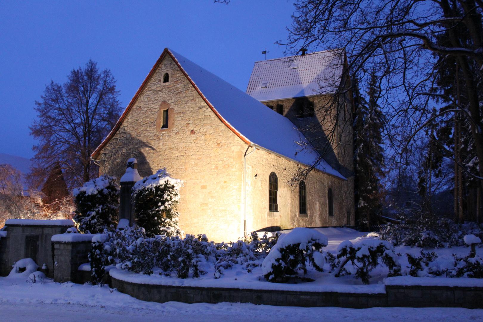 Dorfkirche Mascherode