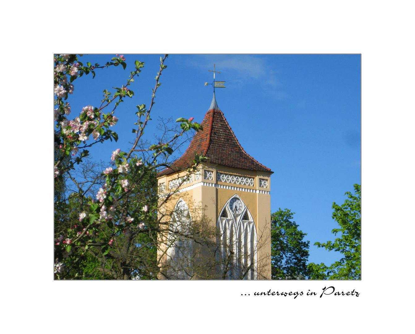 Dorfkirche Paretz II