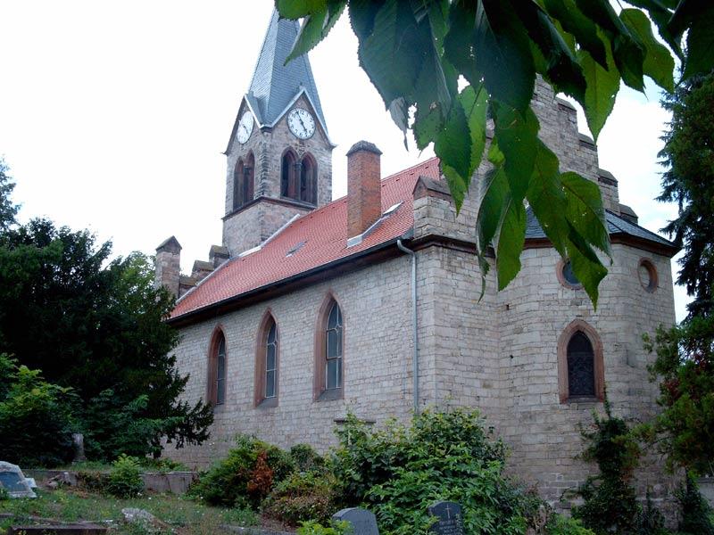 Dorfkirche von Trebitz