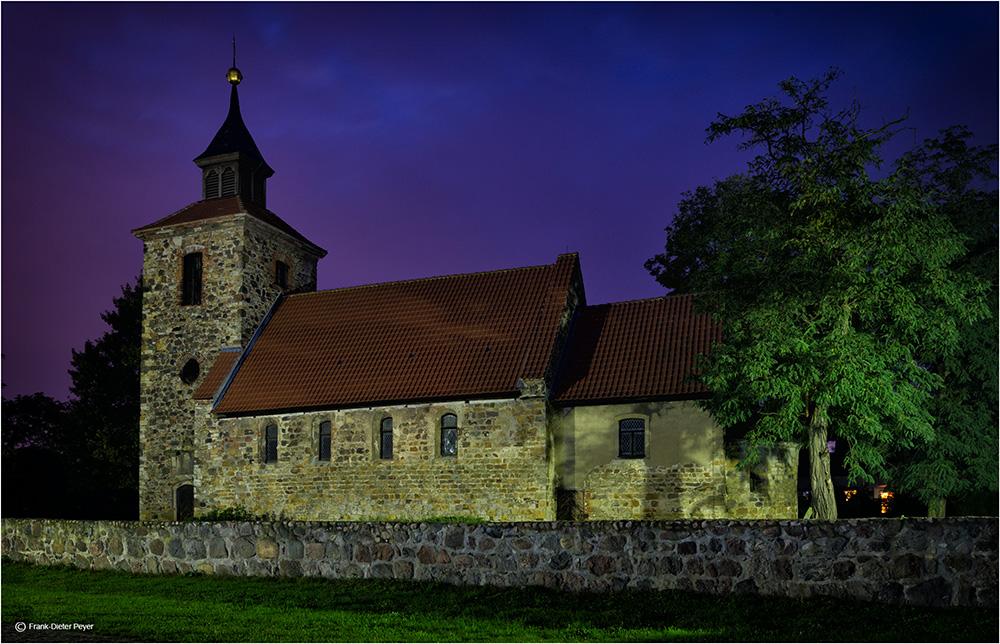 Dorfkirche Woltersdorf