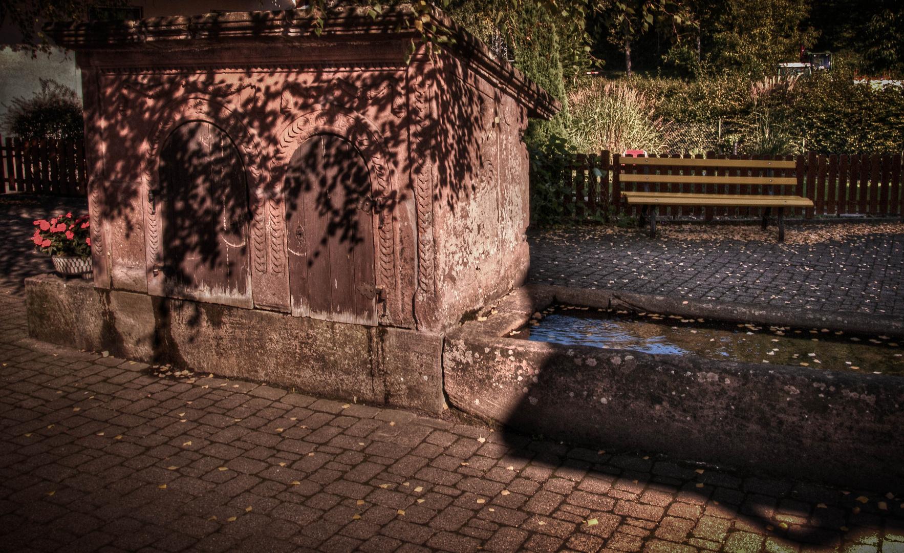 Dorfkühlschrank aus der Zeit vor AEG, Linde etc....