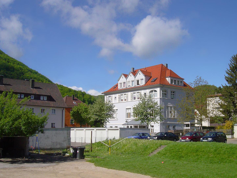 Dorfschulhaus im Jugendstil