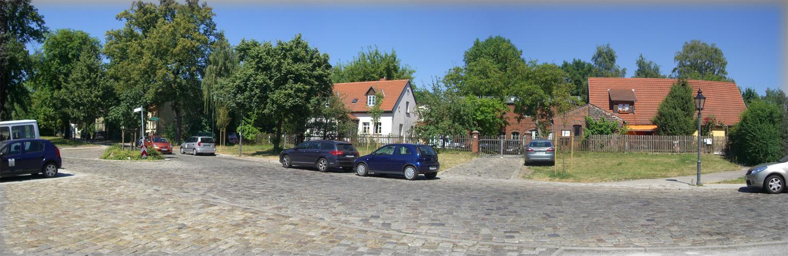 Dorfstraße in Kaulsdorf