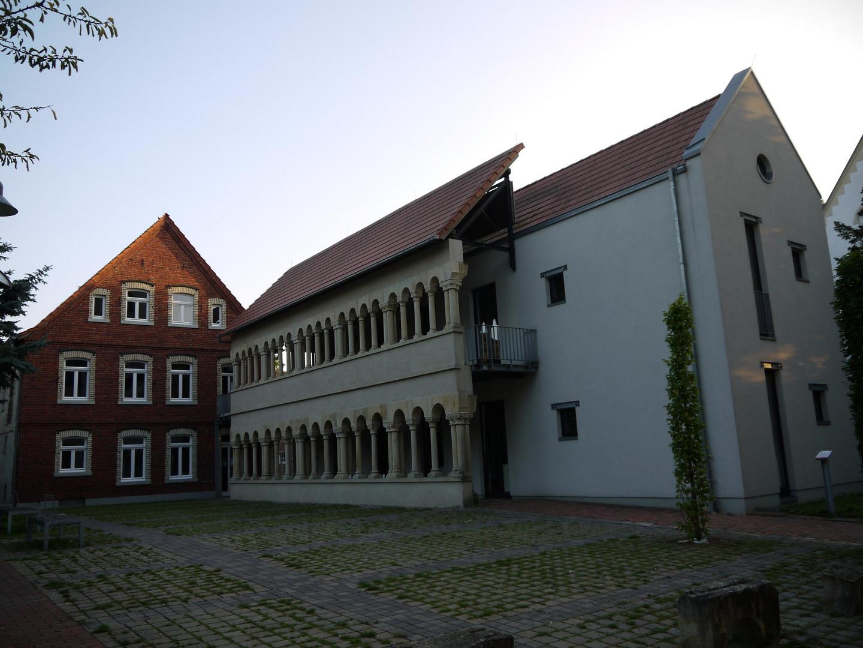 Dormitorium in Asbeck