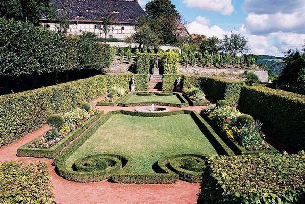 Dornburger Schlösser Park